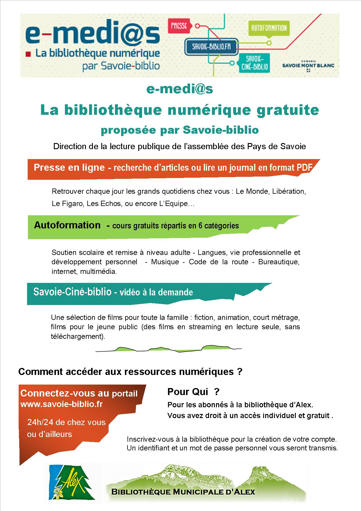 flyer ressources affiche